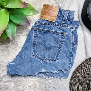 Levi's 550 Tapered Shorts